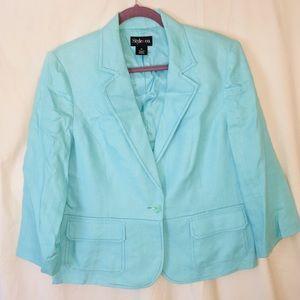 16 style & co blazer